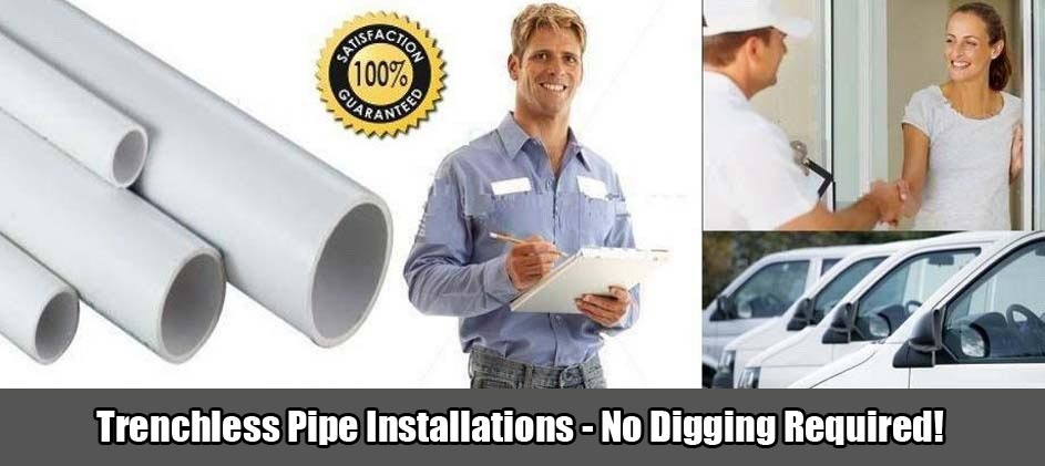 A1 Plumbing, Inc. Trenchless Pipe Installation
